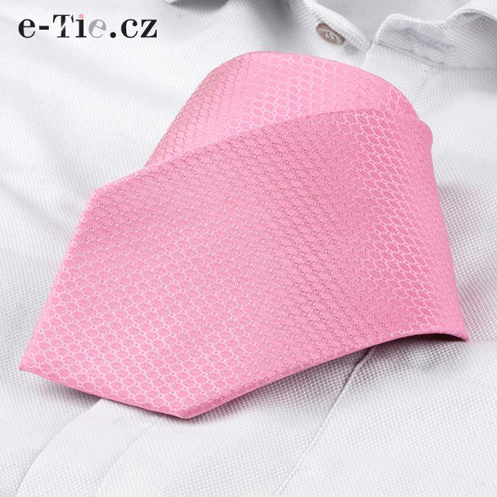 Kravata Elliot Pink