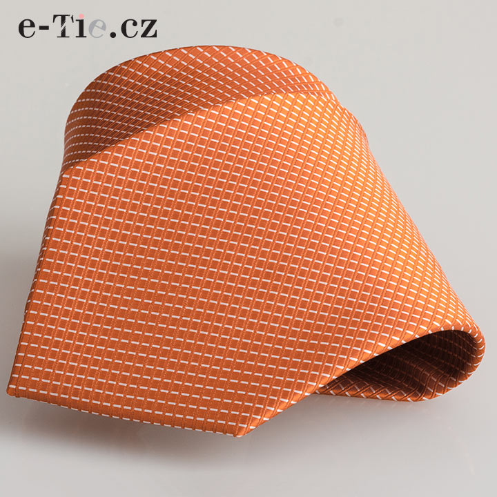 Kravata Gascon Orange