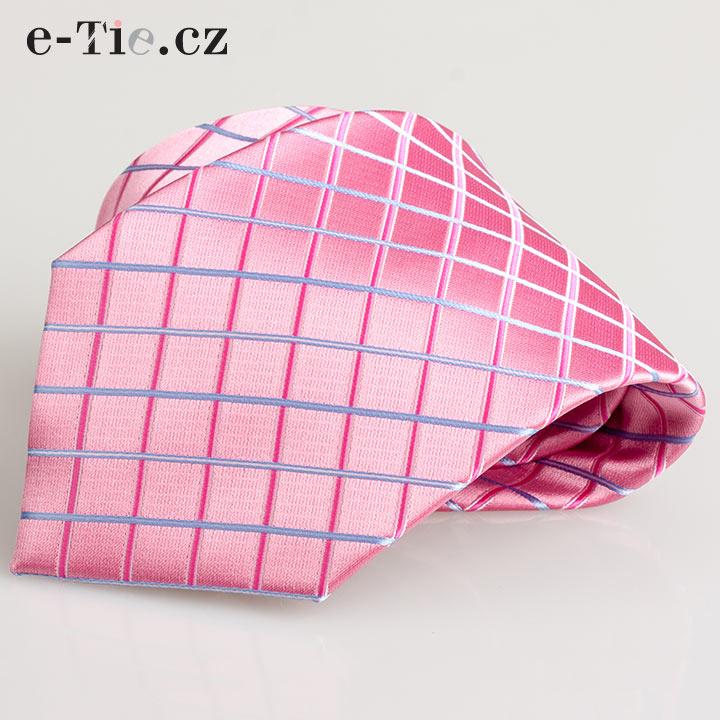 Kravata Gerald Pink