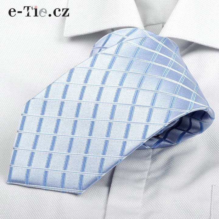 Kravata Lenard Light Blue