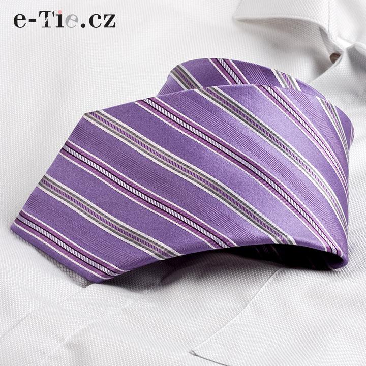 Kravata Henrich Violet