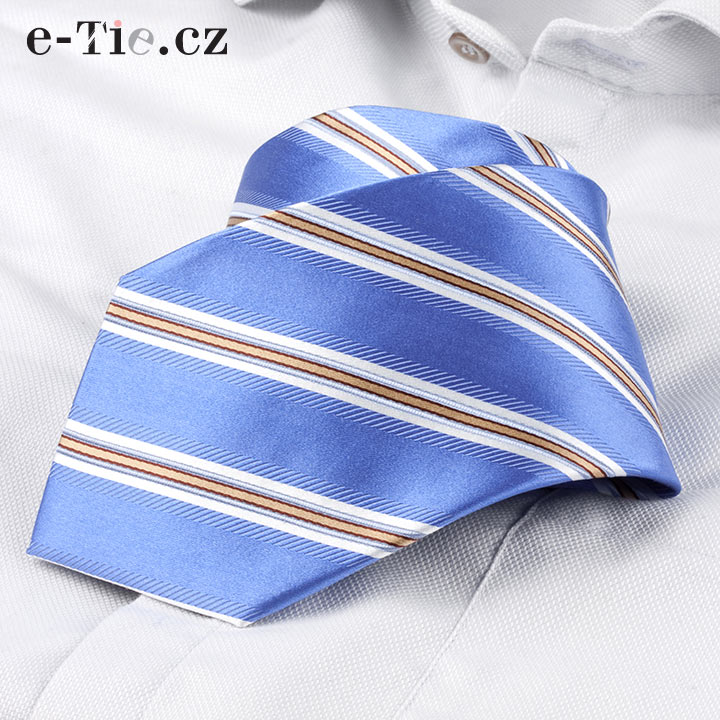 Kravata Edward Blue