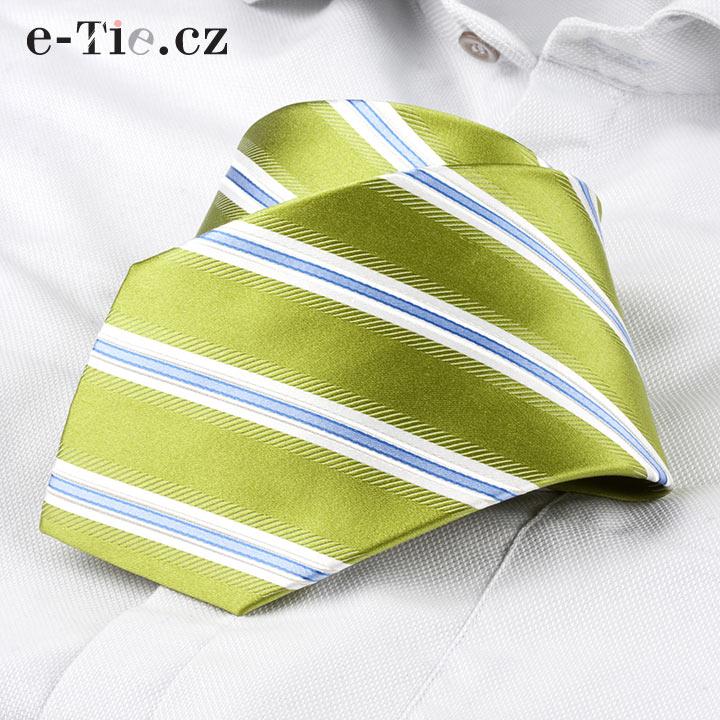 Kravata Edward Green