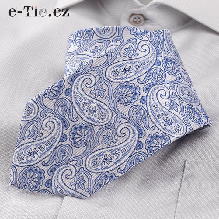 Kravata Porfirio Blue