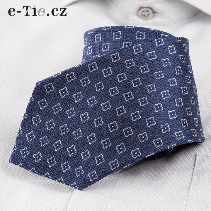 Kravata Settimio Blue