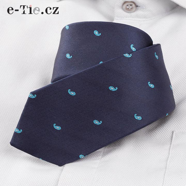 Kravata Silvio Blue