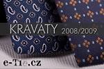 """Katalog """"Kravaty 2008/2009"""" ke stažení"""