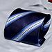 Kravata Patrizio Dark-blue