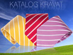 Katalog hedv�bn�ch kravat a kravat z mikrovl�kna - jaro 2011 ke sta�en�