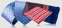 Reklamní a zakázkové kravaty