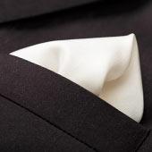 Polyesterové a mikrovláknové tkané kapesníčky