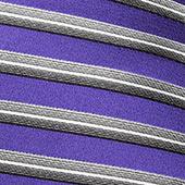 Hedvábné kravaty s proužkem